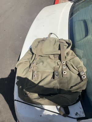 ARMY Backpack. $20 OBO for Sale in San Diego, CA