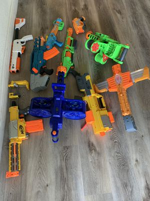 Nerf guns for Sale in Mather, CA