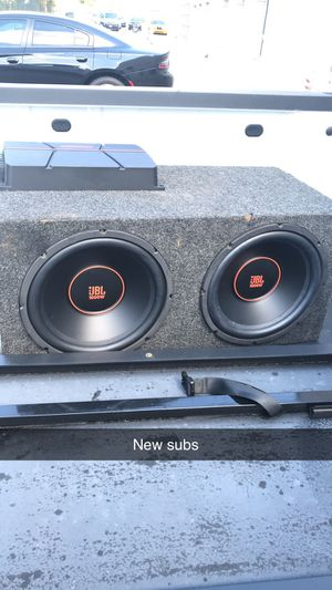 Sub woofers for Sale in Glastonbury, CT
