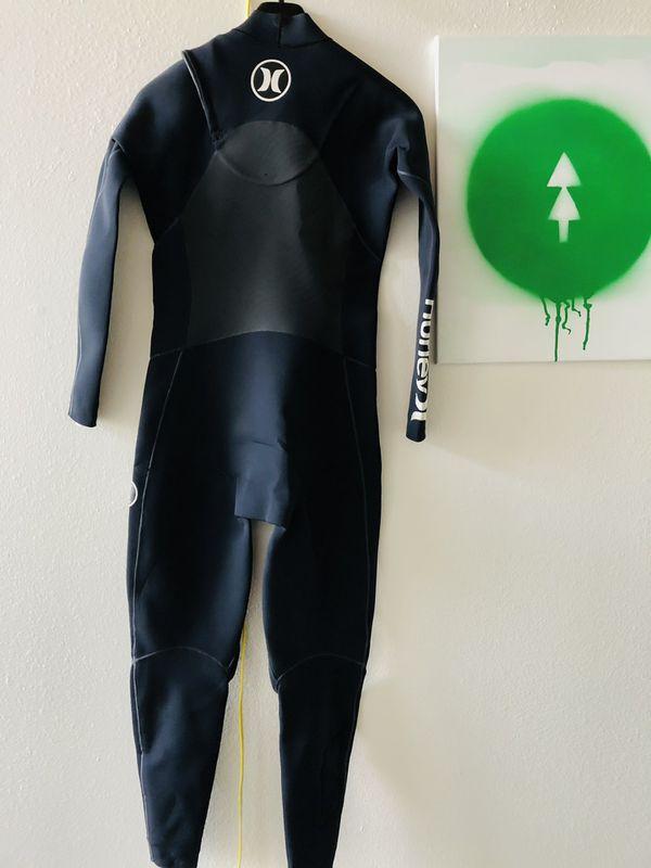 New women's premium fullsuit surfboard wetsuit surf woman Hurley phantom 303