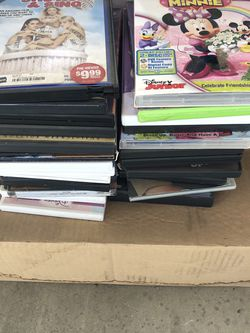 DVD Assortment for Sale in Visalia,  CA