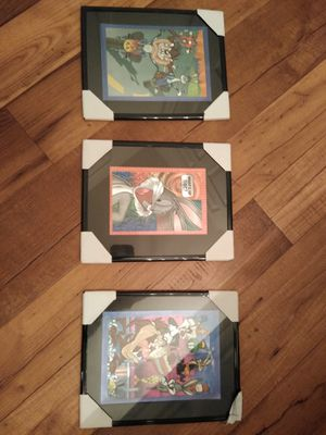 Looney toons custom pictures for Sale in Mesa, AZ