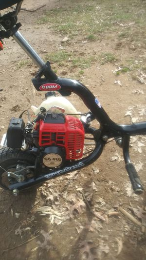 Go peg racing bike 41.5cc for Sale in Reisterstown, MD
