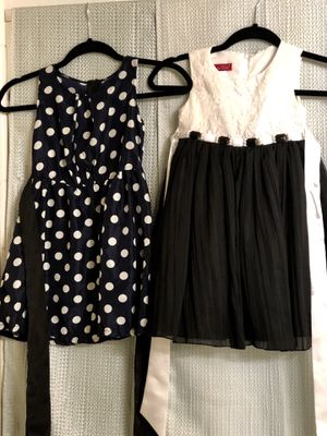 Three Dresses and a Top Size 5 for $5 for Sale in Spring, TX