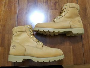 """MEN'S TIMBERLAND BASIC WATERPROOF 6"""" BOOTS size 13 for Sale in Fort Leonard Wood, MO"""
