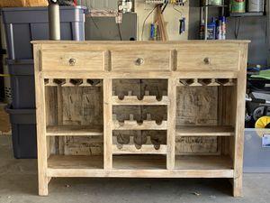 Antique Wood Bar for Sale in La Costa, CA