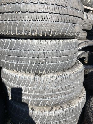 Tires 265/70/17 for Sale in MD, US