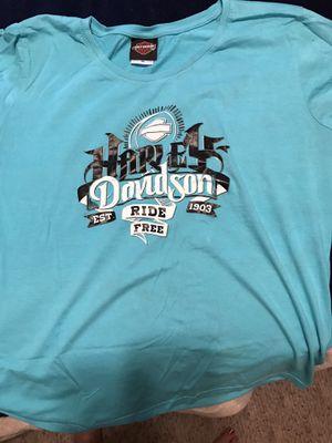 Women's harley T-shirt 3xl for Sale in Kaukauna, WI