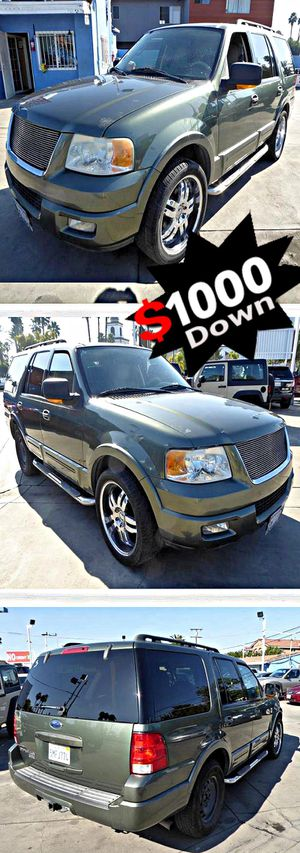 2005 Ford ExpeditionEddie Bauer 2WD for Sale in South Gate, CA