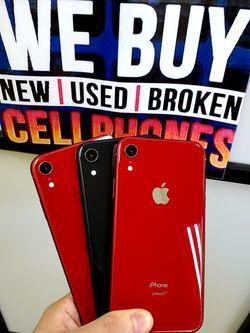 IPHONE SE UNLOCKED LIBERADO INTERNATIONAL TMOBILE METRO ATT CRICKET for Sale in Garland,  TX