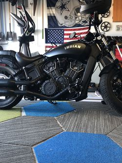 2020 Indian Scout bobber for Sale in Corona,  CA