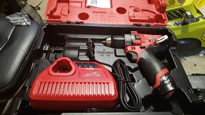 Milwaukee hammer drill/drive m12 fuel for Sale in Columbus, OH