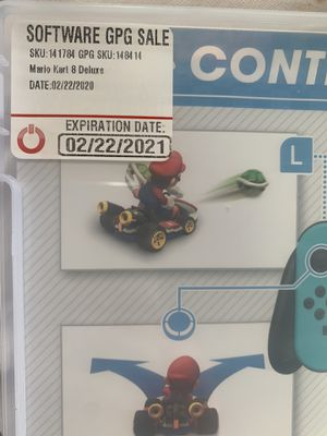mario kark for nintendo switch. for Sale in Los Angeles, CA