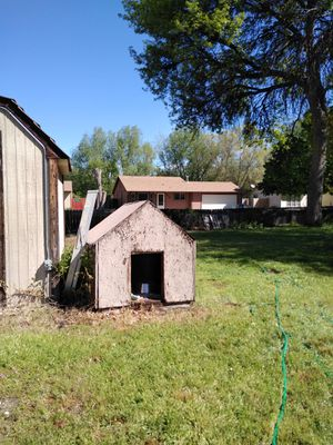 Big insulated dog house for Sale in Boise, ID
