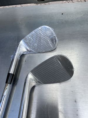 Golf Clubs David Whitlam Gauge Design Wedges 52, 60 degrees for Sale in San Diego, CA