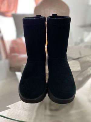 Black waterproof Uggs for Sale in Houston, TX