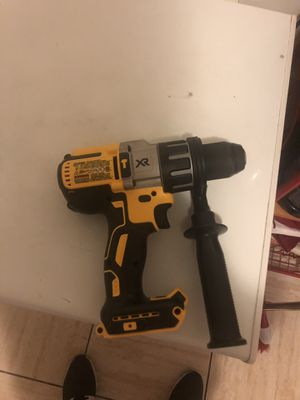 New dewalt hammer drill no battery no charger for Sale in Yonkers, NY