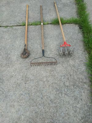 Yard tools all 20 bucks for Sale in Cleveland, OH
