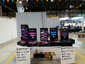MULTICADE 60 IN 1 BARTOP ARCADE GAMES for Sale in Sterling Heights, MI