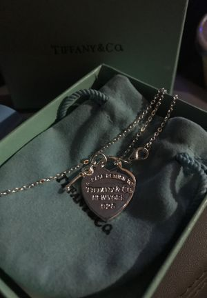 Tiffany & Co. Necklace for Sale in McLean, VA