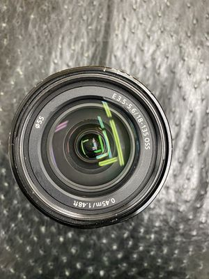 Sony SEL18135 Zoom Lens for Sony E-Mount - 18mm-135mm - F/3.5-5.6 for Sale in Long Beach, CA