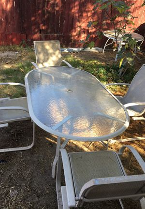 Patio furniture for Sale in Chula Vista, CA