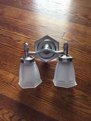 Two pendant light fixture for Sale in Orlando, FL
