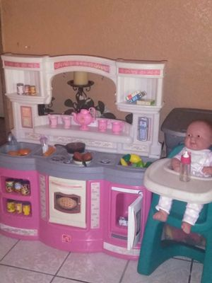 Kids Play Kitchen for Sale in Fontana, CA