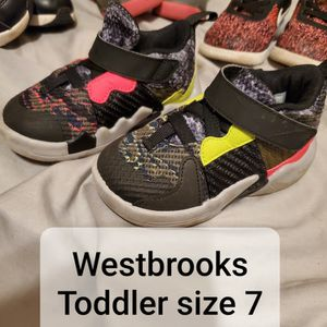 Toddler NIKES for Sale in Oklahoma City, OK
