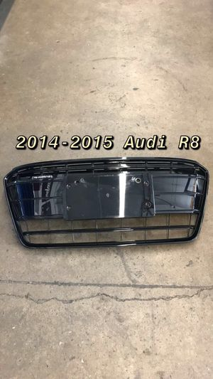 2014-2015 Audi R8 Black OE Grille for Sale in Huntington Beach, CA