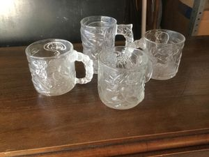 McDonald's collectible glasses for Sale in Brockton, MA