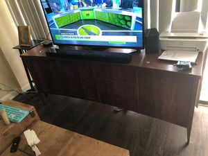 Antique buffet/credenza circa 1960 for Sale in Hollywood, FL