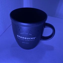 Starbucks 2016 Black Speckle Mug for Sale in River Falls,  WI