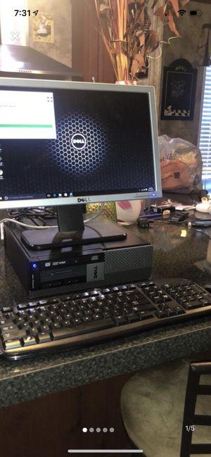 Dell Desktop Computer for Sale in TEMPLE TERR, FL