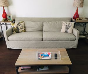 Mid century side chair and Bernhardt Sofa/Couch for Sale in West Palm Beach, FL