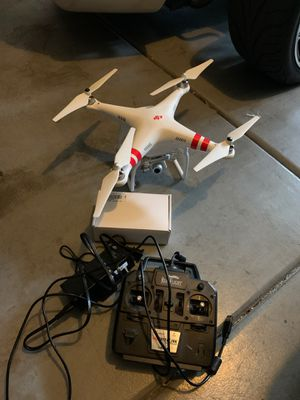 Phantom 2 vision drone with controller and battery charger for Sale in Las Vegas, NV