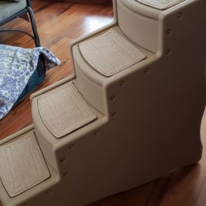 Dog Stairs with 4 Steps for Sale in Fresno, CA