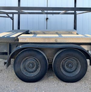 Utility Trailer / Tool Boxes / Ladder Rack for Sale in Cypress, TX