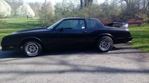 1985 Chevrolet Monte Carlo SS for Sale, used