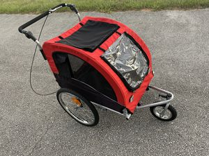 Bike stroller trailer for Sale in Fort Lauderdale, FL