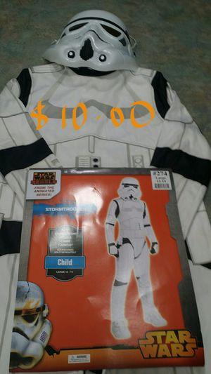 Star Wars Stormtrooper Halloween Costume for Sale in Hemet, CA
