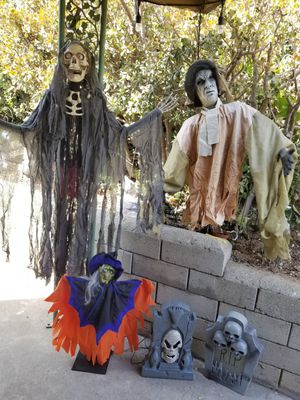 Halloween Decorations for Sale in Monterey Park, CA