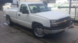 2003 Chevy Silverado V6 Long bed. Clean. 190,000 miles. for Sale in Los Angeles, CA