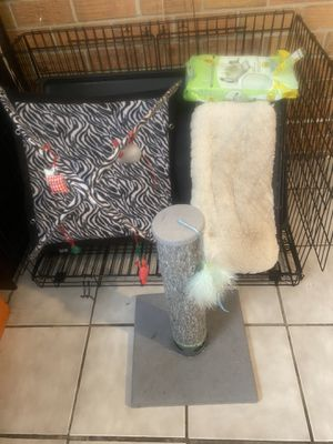 Cat cage and assessment for Sale in Capitol Heights, MD