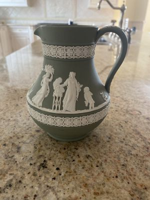 Wedgewood pitcher/ vase for Sale in New Canaan, CT