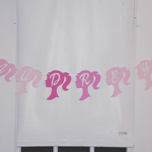 Barbie Name Banner for Sale in Santa Ana, CA