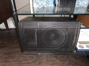 Klipsch KSB 1.1 bookshelf speakers for Sale in Austin, TX