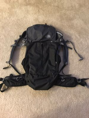 The North Face hiking/camping backpack for Sale in Virginia Beach, VA
