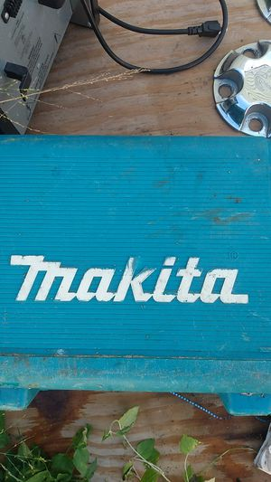 Makita table saw case. (Only case) for Sale in Corpus Christi, TX