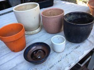 Assorted Pots for Sale in Pasadena, CA